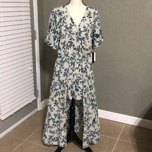 Speechless romper/dress
